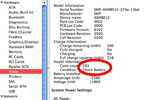 how to reset hp laptop battery cycle count macbook pro question battery or the charger yahoo answers