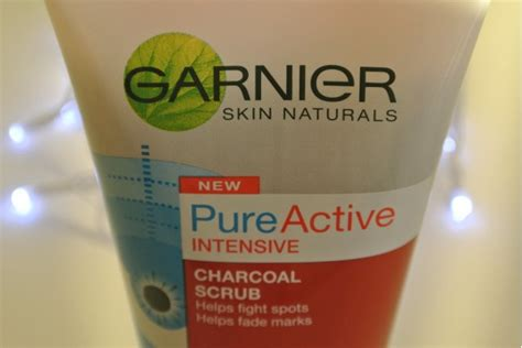 Does Coconut And Charcoal Scrub Really Detox Skin by Garnier Active Intensive Charcoal Scrub