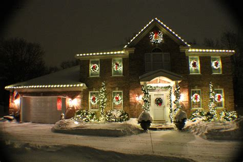 custom christmas lighting glen ellyn il