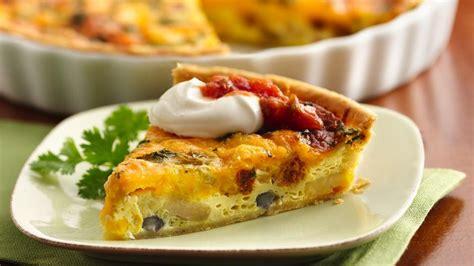 southwest breakfast pie recipe from pillsbury com