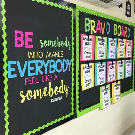 bulletin board design for home economics chalkboard brights student work bulletin board idea