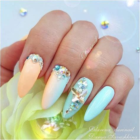 Nail Designs For Summer Holidays 55 summer nail ideas nenuno creative