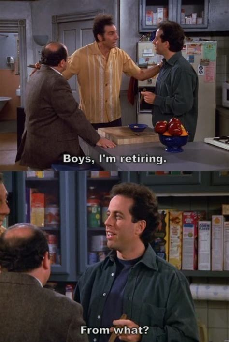 Seinfeld The by Best Seinfeld Quotes George Quotesgram