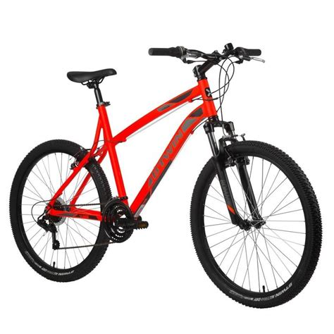 Rockrider 340 Mountain Bike   Orange   Decathlon