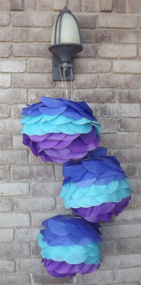 How To Make Tissue Paper Lanterns - 39 best images about tissue paper on paper