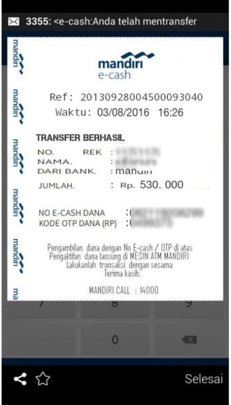 cara membuat rekening bank palsu alamatika penipuan mandiri e cash gimana cara menghindarinya