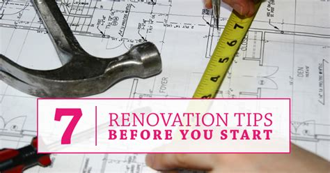 how to start renovating a house how to start renovating a house 7 renovation tips before you start my house
