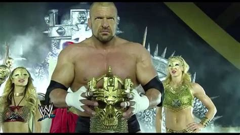 triple h entrance wrestlemania 30 time to play the game triple h s 10 best wrestlemania
