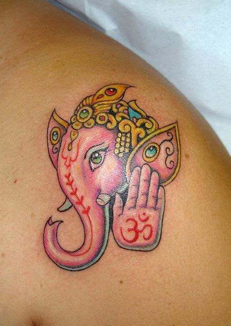 ganesha tattoo ganesh tattoos this blog has moved