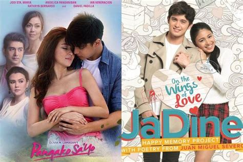 film thailand di more tv drama filipina pangako sayo dan on the wings of love