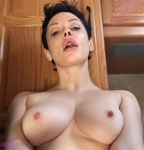 Rose Mcgowan Nude Sex Tape Video Leaked