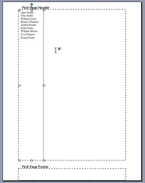 ms word letterhead template create a partners letterhead template in microsoft word