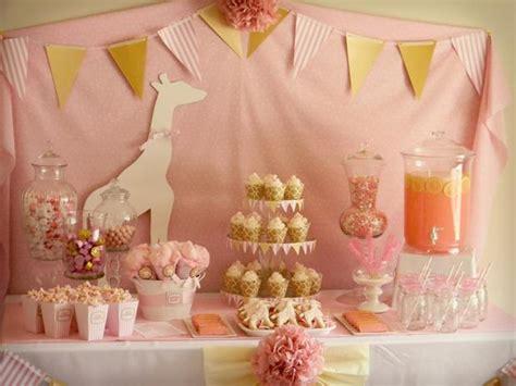 giraffe themed baby shower decorations pink giraffe baby shower ideas baby shower ideas themes