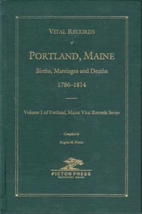 Marriage Records Maine Maine Genealogy And Student Centered Resources On
