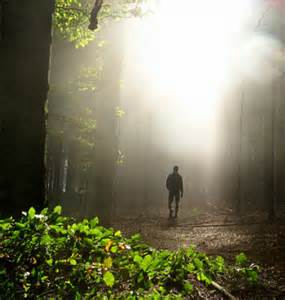 light to my path exalt his name quot whoever claims to live in him must walk