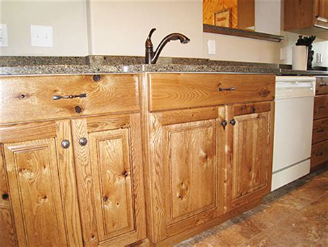 Knotty Oak Kitchen Cabinets antique cherry kitchen cabinets kitchen wallpaper