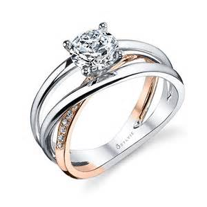 modern wedding rings 1000 ideas about modern engagement rings on