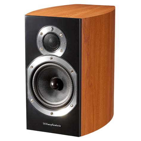 Wharfedale 102 Speaker Black Premium wharfedale 10 2 cinnamon cherry bookshelf speakers