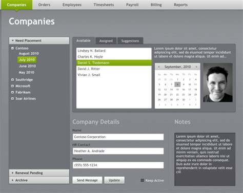 themes application com introducing jetpack a new silverlight 4 application theme