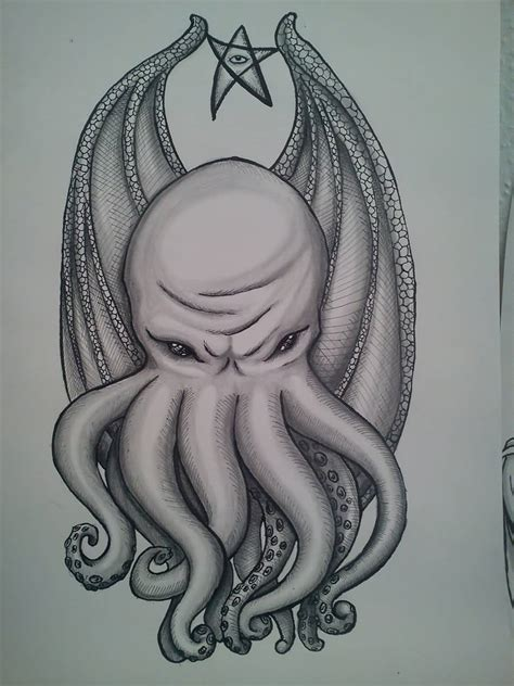 cthulhu tattoo design 17 unique cthulhu designs