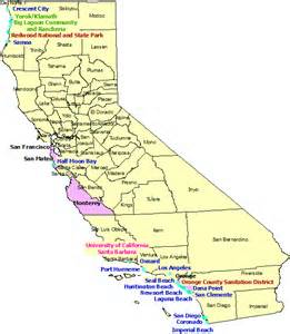 california tsunami map is monterey county ready for a tsunami lola s world