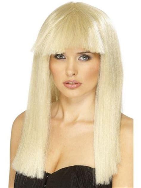 Blond Pagefrisyr by Peruk Pagefrisyr Blond 109 Kr Zingland Se