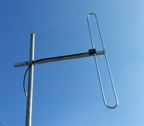 alan jro jfwd broadband folded dipole antenna fm antennas radio broadcasting