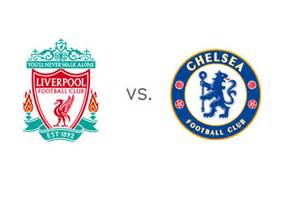 Premier league season first place liverpool host second place chelsea