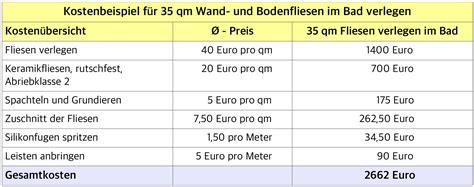 fliesenlegen preis pro qm 6486 fliesenleger kosten preis 252 bersicht 2018