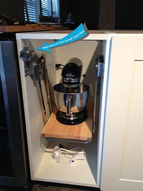 ikea kitchen cabinet hacks ikea cabinets and mixer lift kitchen pinterest ikea