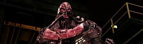 Helix Instinct Is A Virtue Grey M fulgore reveal trailer for killer instinct character