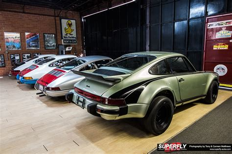 magnus walker garage magnus walker the unexpected porsche collector carlassic