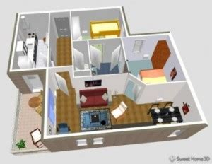 design your own 3d home with sweet home 3d free designing tool