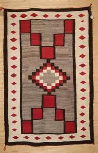 Navajo Rugs Historic J B Trading Post Pattern
