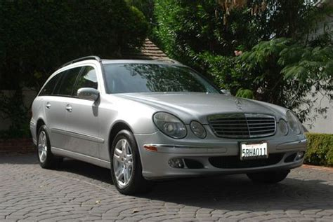 mercedes e350 for sale by owner sell used 2006 mercedes e350 wagon in excellent