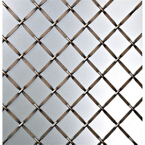 Decorative Metal Mesh by Decorative Wire Mesh Richelieu Hardware