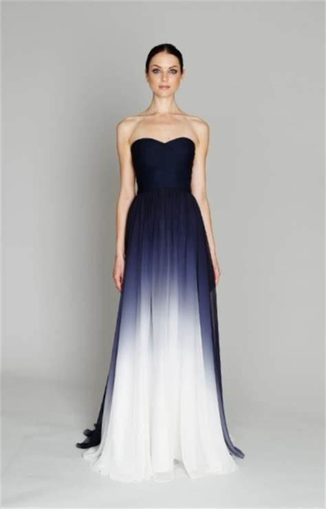 Dress Ombre fab frock friday navy ombre