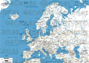 Road Map Of Europe by Printable Blank World Outline Maps Royalty Free Globe