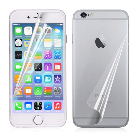 Tempered Glass Iphone 6 6 Plus 6s Plus Anti Diskon tempered glass hd anti mirror screen protector for iphone 6 6s plus 5 ebay