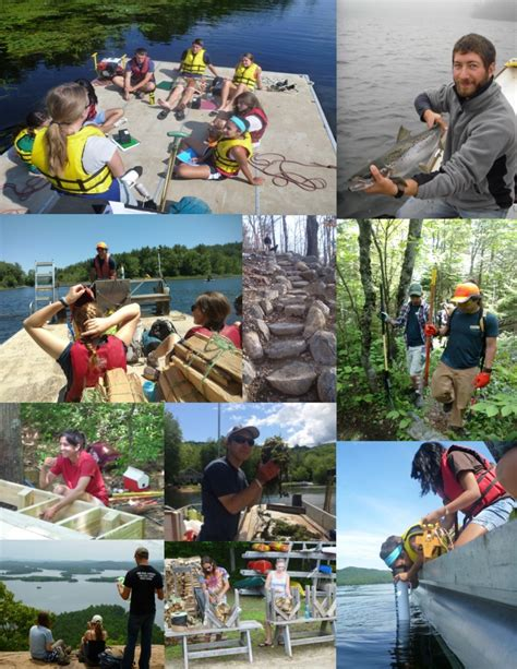 nh boating license course lakes region conservation corps spring summer fall