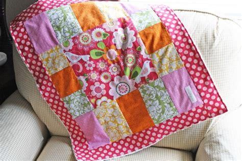 Patchwork Baby Blanket Tutorial - utorials for photo blankets