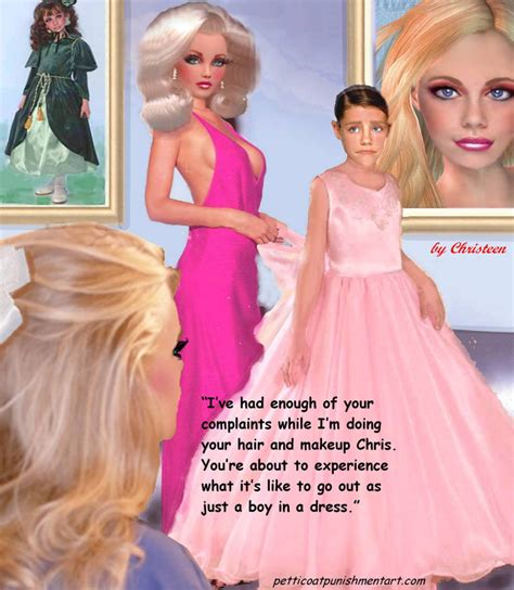 petticoated boys pageant pink curls petticoat punishment hair rollers related keywords