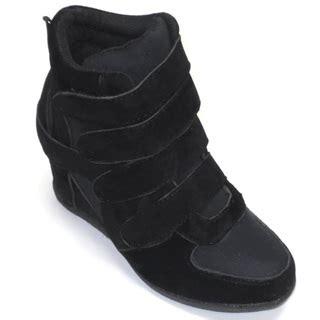 Wedges 858 Harga Murah Black sepatu murah ll sepatu olahraga wanita wedges wanita