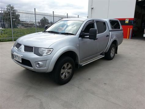 clearview towing mirrors for a mitsubishi triton build