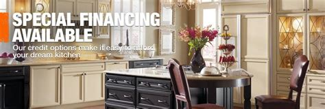 kitchen cabinets with financing image gallery home depot kitchens