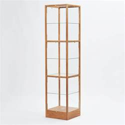 Glass Display Cabinet Bendigo Oak Display Cabinet Piet Hein Eek The Future