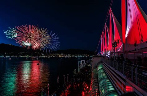 new year activities in vancouver 5 greater vancouver events to check out on canada day 2016
