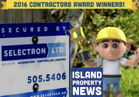 island property news home security contractor of the year