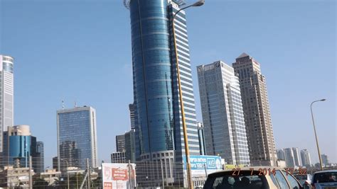 tel aviv future skyline panoramio photo of skyscrapers in tel aviv israel