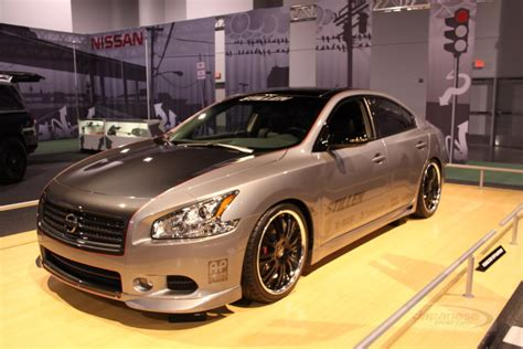 custom nissan maxima 2010 custom 2009 nissan maxima photo s album number 4360